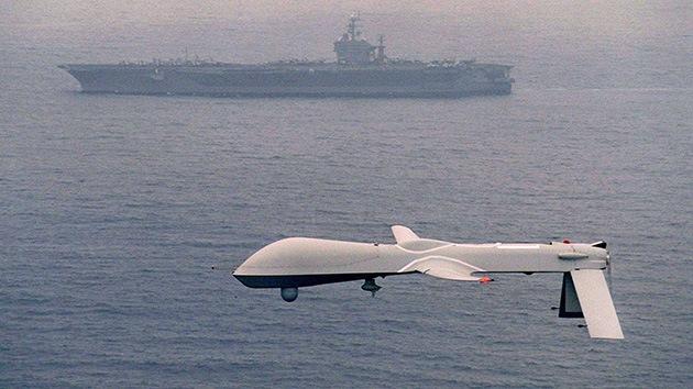 Irán y EE.UU., a un paso de una 'trifulca' aérea en el Golfo Pérsico