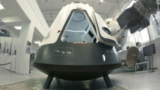 Concluido el diseño de la nueva nave espacial rusa