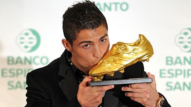 Cristiano Ronaldo dona 1,5 millones de euros a los niños de Gaza