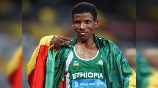 El etíope Haile Gebrselassie, 'Premio Príncipe de Asturias de los Deportes 2011'