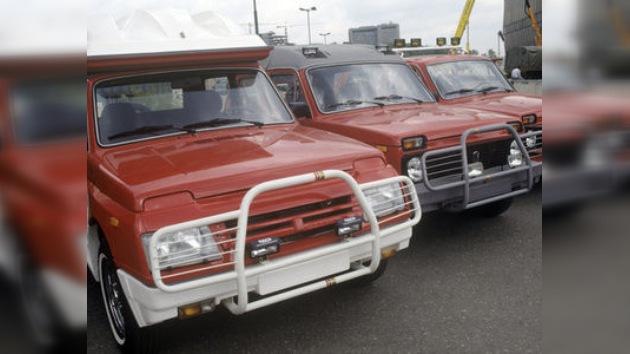 Venezuela recibió el primer lote de automóviles rusos