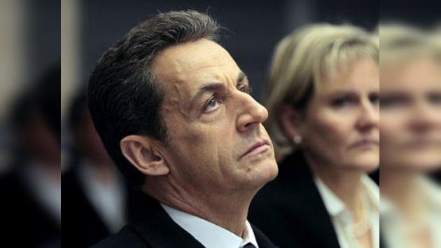 El pasado de Sarkozy compromete su futuro político a cuatro meses de las presidenciales