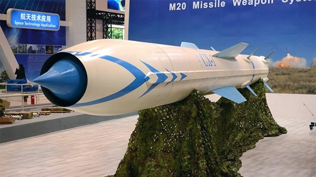 China pone a la venta su misil antibuque de 3M de velocidad
