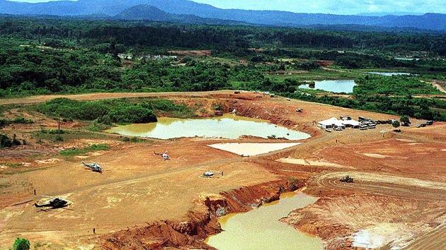 Venezuela y China acuerdan la explotación de una importante mina de oro