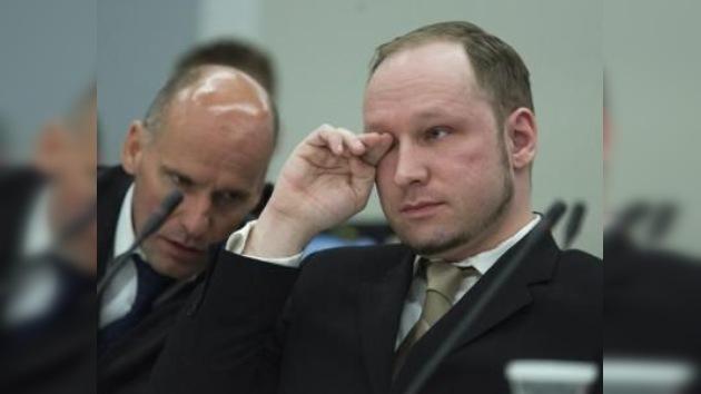 Breivik quitó la vida a 77 personas 'en defensa propia'