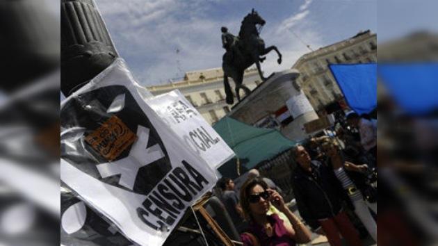 Siguen las protestas en España por las reformas económicas y políticas
