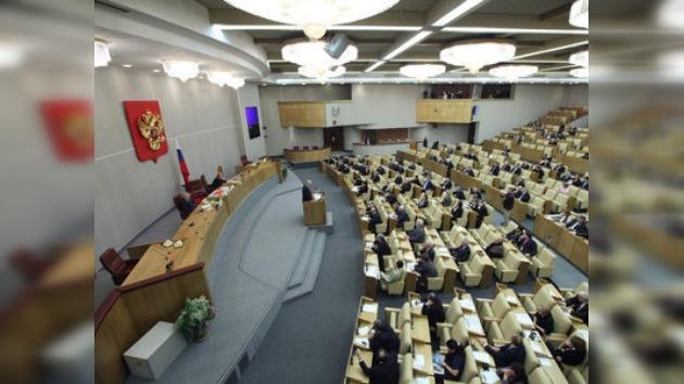 Diputados rusos se pronuncian a favor del START