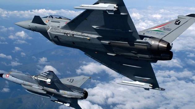 Plan actualizado: Ataque contra Siria podría incluir aviones de EE.UU. y Francia