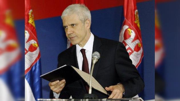Dimite el presidente de Serbia, Boris Tadic
