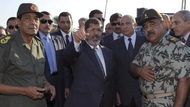 Canceladas las enmiendas a la Constitución de Egipto que daban más poder al Ejército