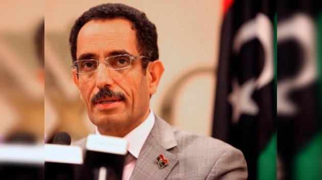 Libia: dimite el vicepresidente del Consejo de Transición