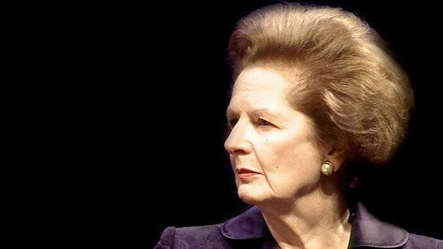 Camisetas que anticipan y celebran la muerte de Thatcher causan revuelo en Reino Unido