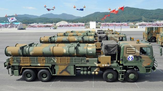 Medios: Seúl se va integrando al escudo antimisiles de EE.UU.