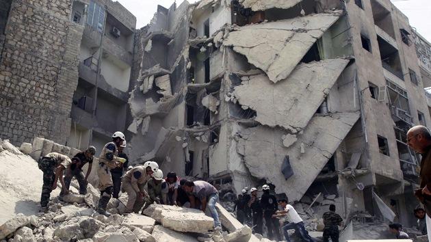 """Brahimi: """"Siria puede convertirse en una nueva Somalia"""""""