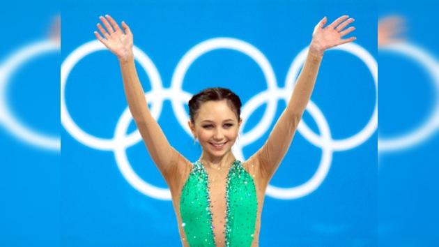 Rusia se coloca al frente del medallero gracias al triunfo en patinaje artístico