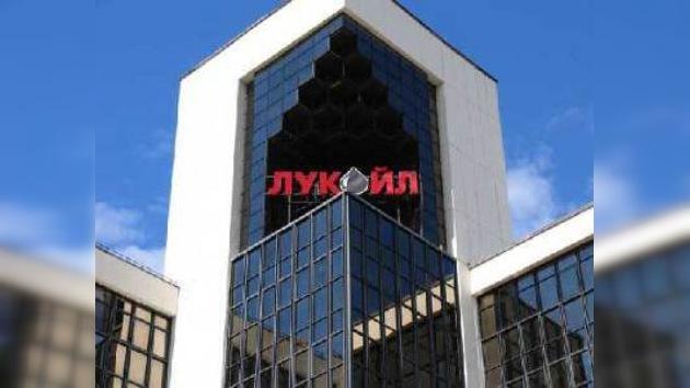 Lukoil se retira del proyecto petrolero en Irán por las sanciones