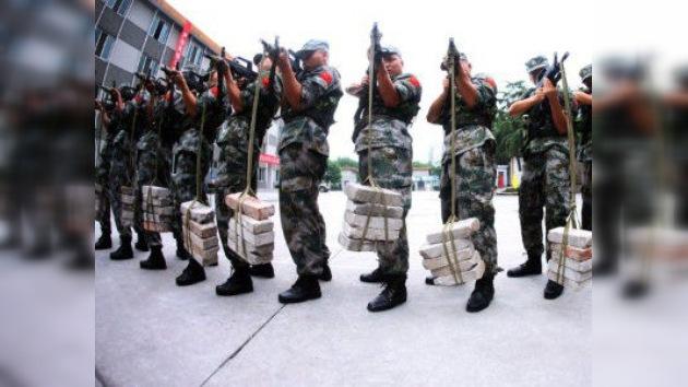 China: proponen dictar instrucción militar en las universidades