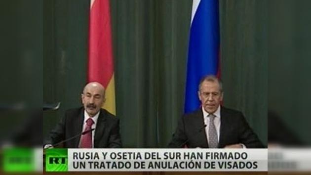 Rusia y Osetia del Sur anulan el sistema de visados
