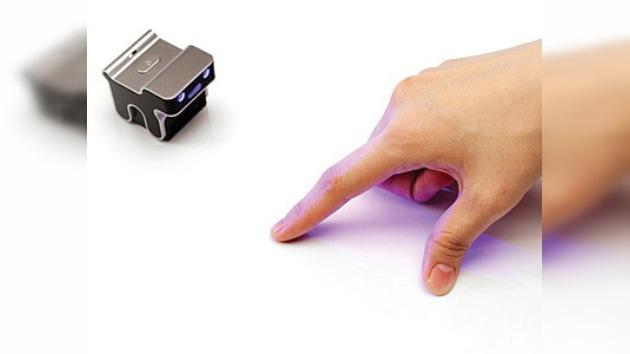 """Empresa coreana inventó un ratón """"virtual"""" para computadora"""