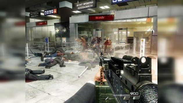 Un videojuego que recuerda al atentado en Domodédovo