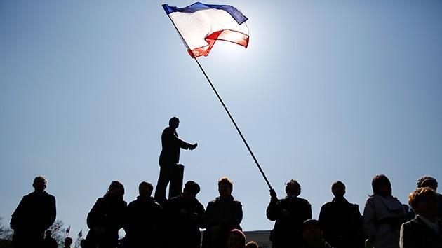 """Opinión: """"Tarde o temprano Occidente tendrá que reconocer el referendo de Crimea"""""""