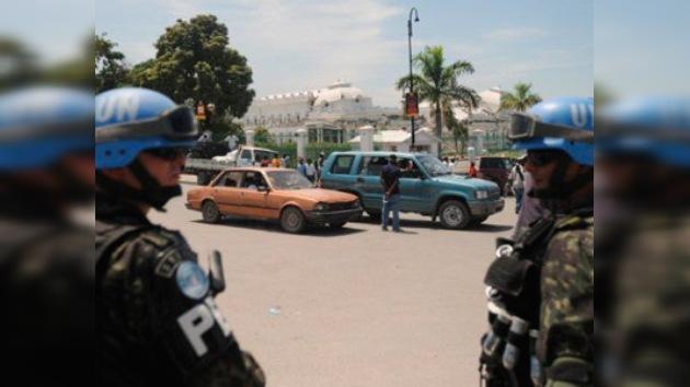 La ONU reduce su misión en Haití en casi 3.000 efectivos