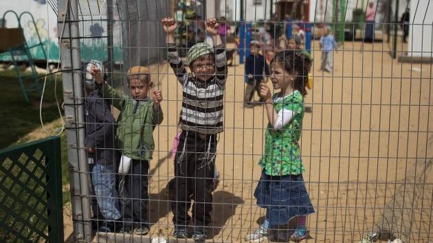 Palestina estudia denunciar a Israel por detener a 900 niños en 2012