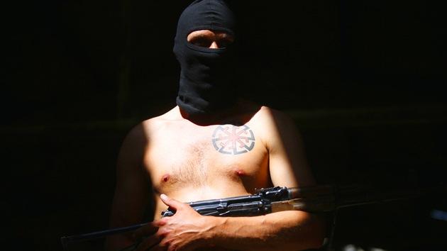 Milicias: La Guardia Nacional de Ucrania fusiló a 10 desertores