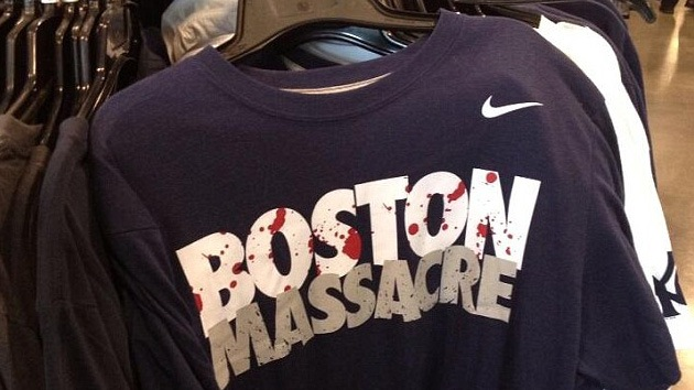 Nike retira sus camisetas clásicas 'Masacre de Boston' para no herir sensibilidades