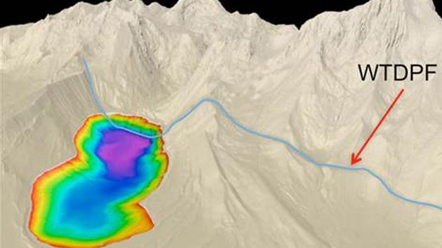 La region del lago Tahoe, ¿a punto de terremoto?