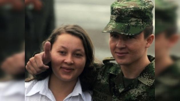 Las FARC liberan a un soldado secuestrado