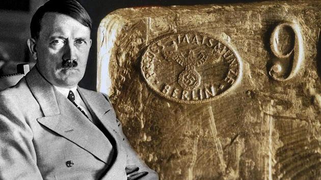 El Banco de Inglaterra admite que ayudó a los nazis a vender oro requisado checoslovaco
