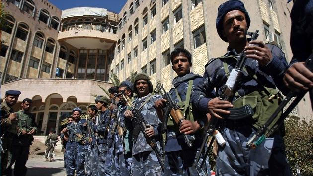Decenas de personas mueren en un ataque suicida en Yemen