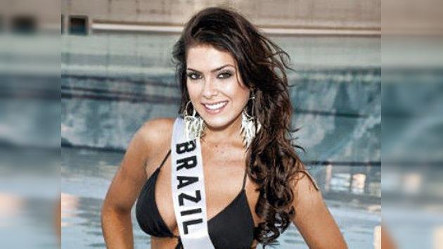 Miss Brasil 2010 se quedó sin coche y pertenencias