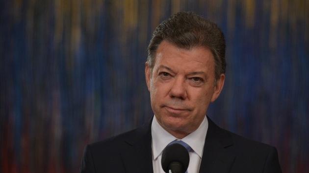 Santos está dispuesto a dialogar con el líder de las FARC, Timochenko