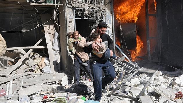¿Es Bashar al Assad el objetivo principal de la lucha de EE.UU. contra el Estado Islámico?