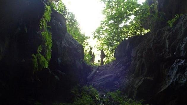 Hallan en Indonesia una inusual cueva testigo de antiquísimos tsunamis