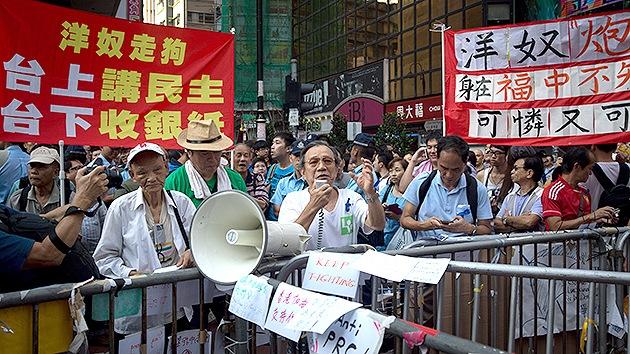Politólogo chino: la 'maidanocracia' es el origen de las protestas en Hong Kong