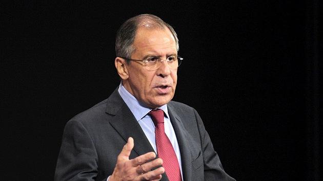 Lavrov: Hay peligro de penetración del conflicto sirio en el Líbano
