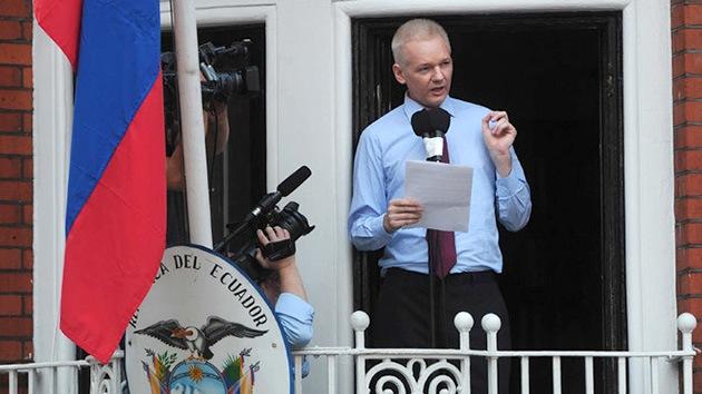 Assange podría quedarse en la embajada de Ecuador en Londres... ¿para siempre?