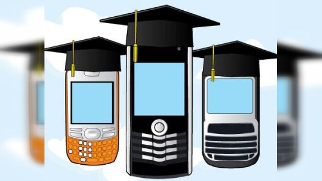 Teléfonos celulares sustituirán a las tiendas en cuatro años