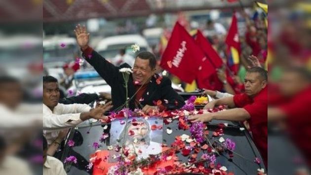 """Chávez promete regresar de Cuba """"con más vida que nunca"""""""
