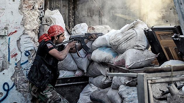 ONU: Si Londres apoyara a los rebeldes sirios con armas, violaría la voluntad de la Organización