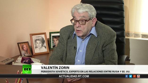 Entrevista con Valentín Zorin, periodista soviético, experto en relaciones entre Rusia y EE.UU.