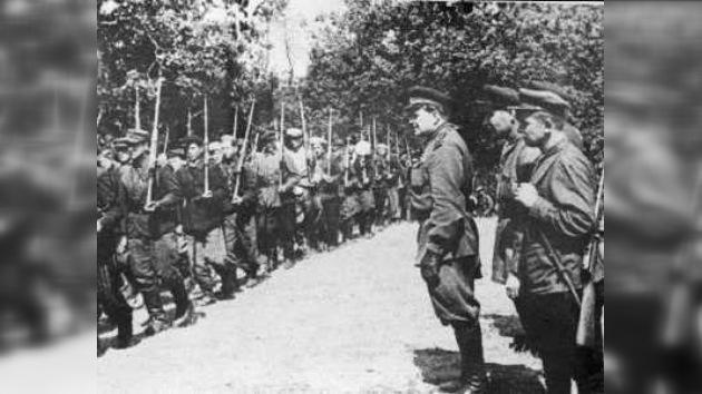 La guerra de guerrillas entre 1941–1945