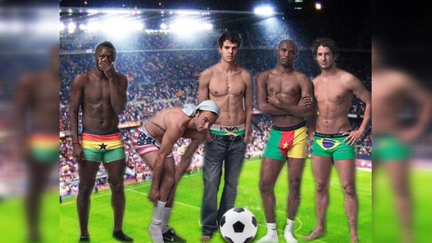Los mejores futbolistas, 'en plena forma' para el Mundial