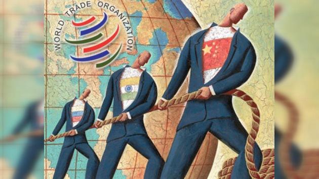 La OMC advierte del peligro del proteccionismo económico