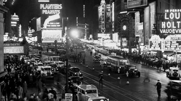 La máquina de tiempo: escuchen los sonidos de Nueva York hace un siglo