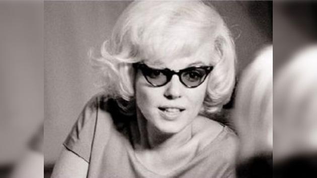 Sacan a subasta unas fotos inéditas de Marilyn Monroe