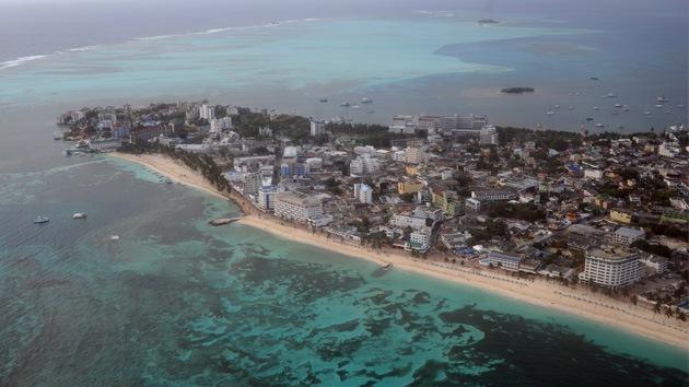 El 'Puerto Rico de Colombia', archipiélago colombiano de San Andrés exige la autonomía
